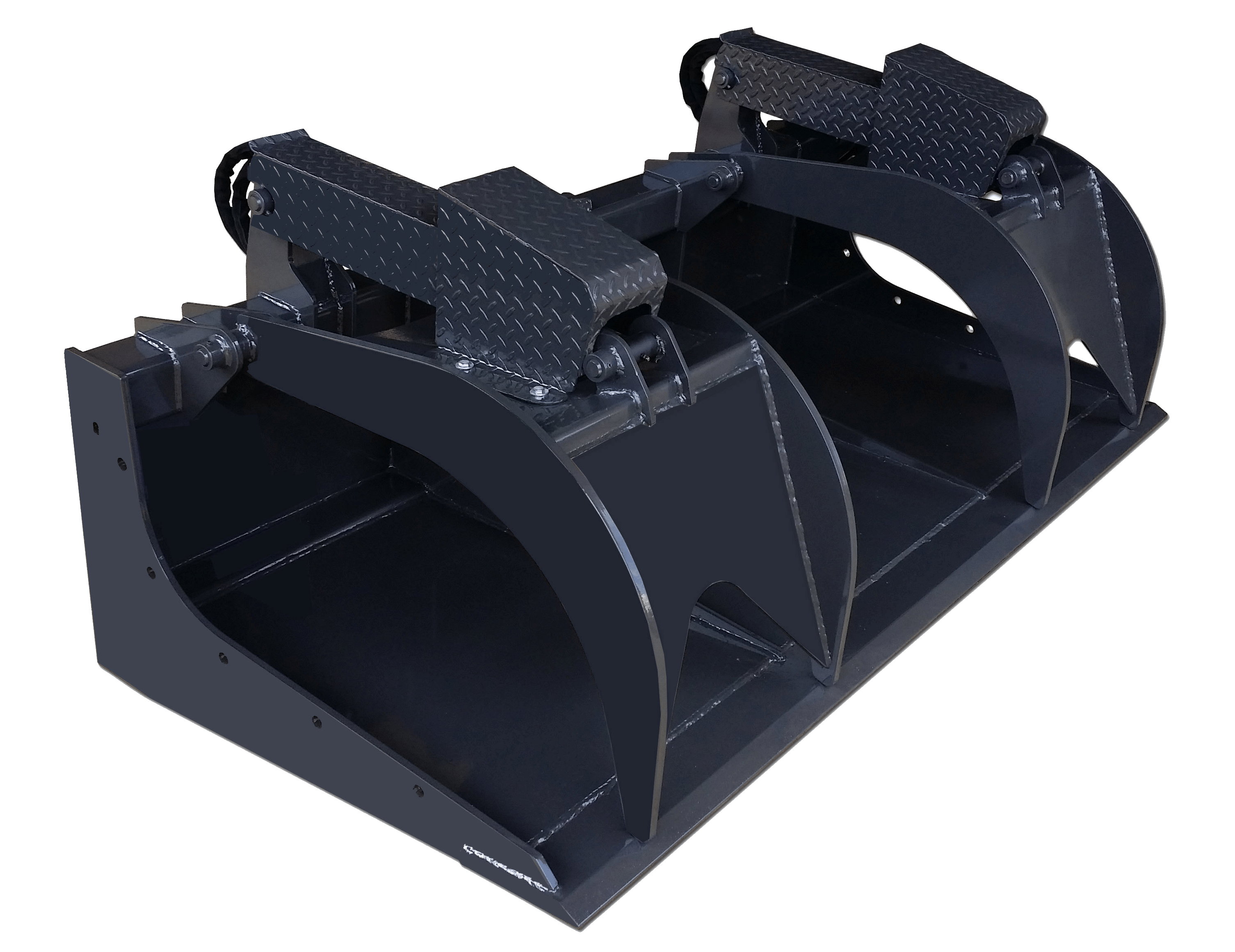 GRAPPLE BUCKETS – Fleco Attachments